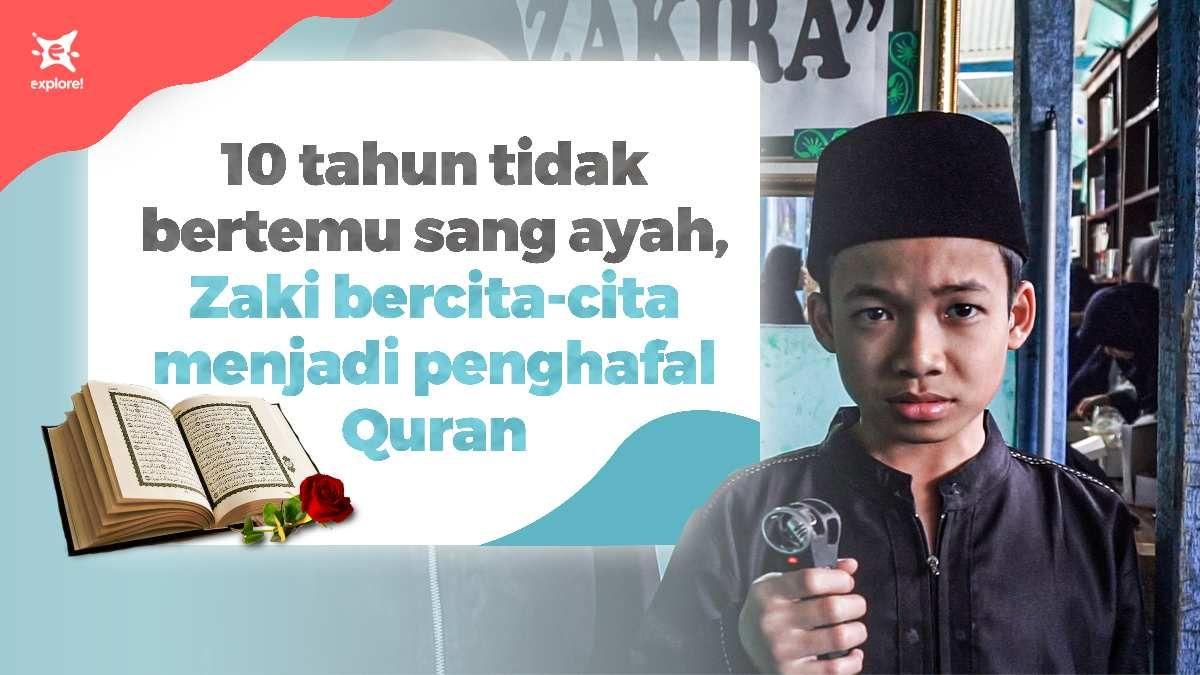 Wakaf Seribu Quran untuk Negeri