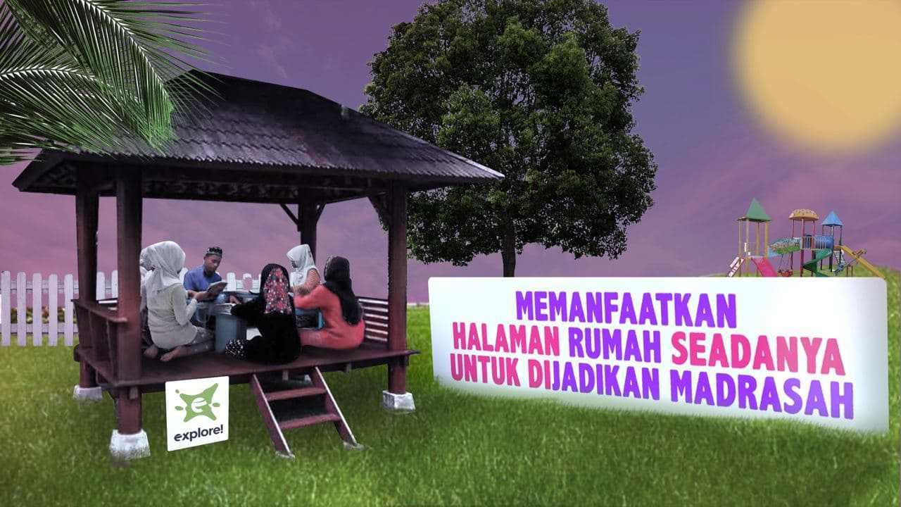 Yuk! Bantu Pak Janua Bangun Madrasah yang Layak untuk Anak-anak di Lombok